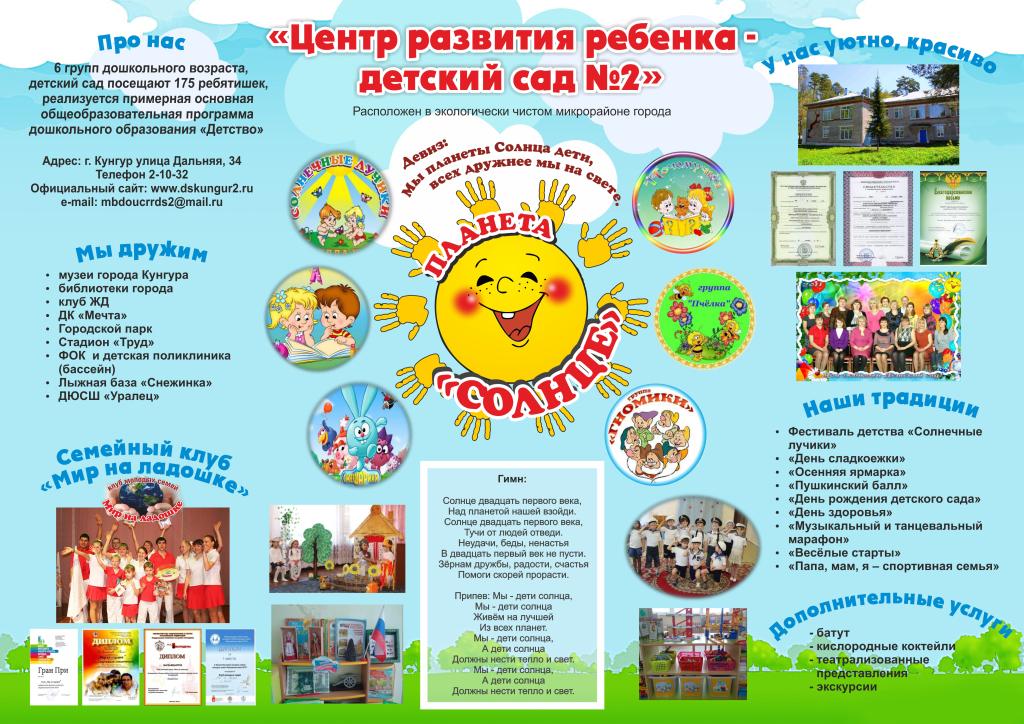 визиткаДОУ